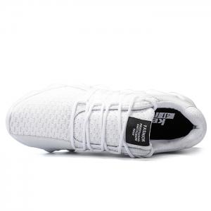 Stripes Mesh Casual Shoes - Blanc 45