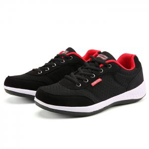 Color Block Breathable Mesh Sneakers -