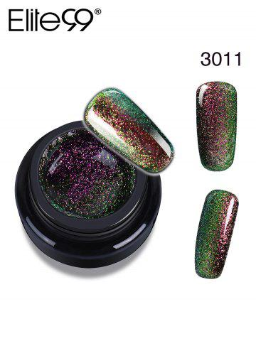 Hot Elite99 Chameleon Color Changing Nail Gel Polish