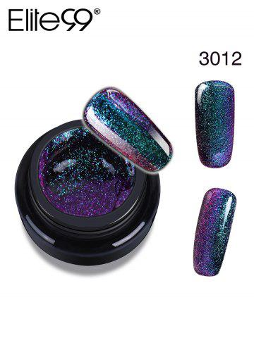 Elite99 Chameleon Color Changing Nail Gel Polish 12#