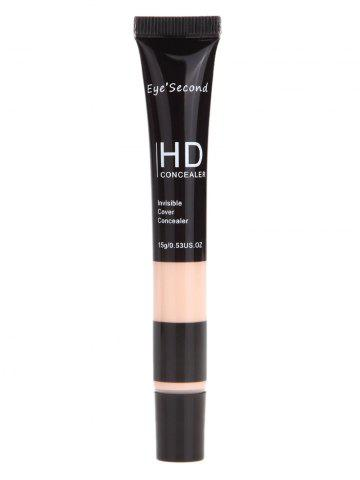 Unique HD Concealer Invisible Cover Facial Skin Care Cream 1 Pcs - #03  Mobile