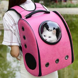 Grommet Respirable Space Capsule Backpack - rose