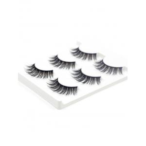 3 Pairs Natural Long Extension Flase Eyelashes -