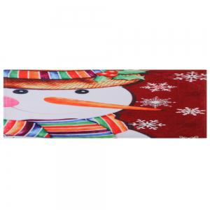 Tapis de protection anti-écrasement de l'automne Snow Snow Pattern -