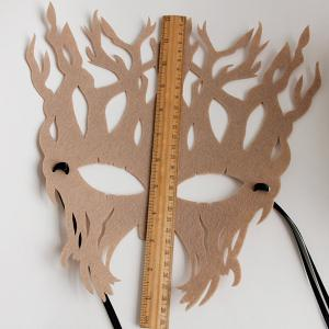Halloween Party Tree Mask -