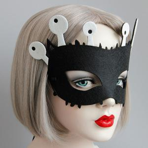 Halloween Funny Eyes Party Mask -