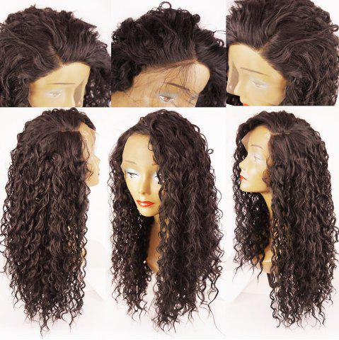 Shops Side Parting Long Shaggy Curly Lace Front Synthetic Wig