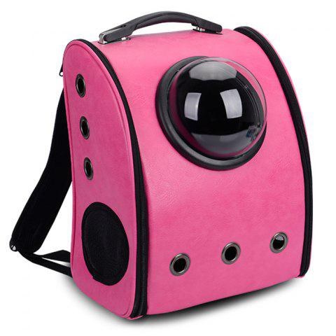 Grommet Respirable Space Capsule Backpack rose