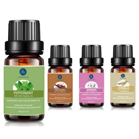 Buy Top 2 Knit Citronella Geranium Essential Oil Set