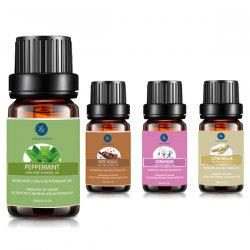 Top 2 Knit Citronella Geranium Essential Oil Set -