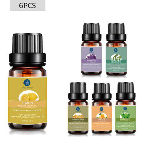 Sale 6 Bottles Respiratory Blend Essential Oil Set