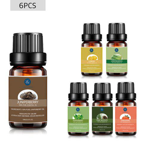 New 6PCS Cleansing Blend Essential Oil Set