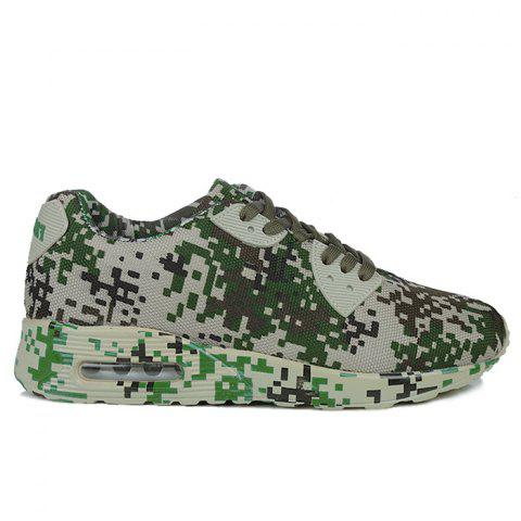 Affordable Camouflage Breathable Casual Shoes ACU CAMOUFLAGE 39