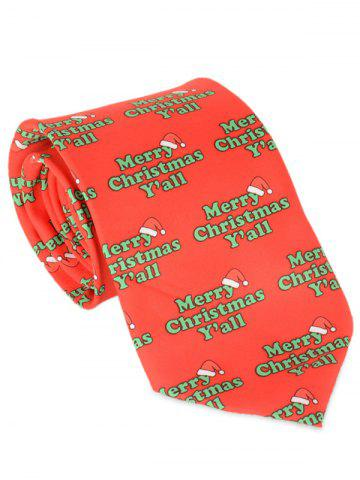 Outfit Merry Christmas Y'all Allover Tie
