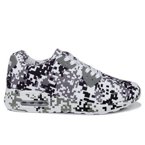 Shop Camouflage Breathable Casual Shoes