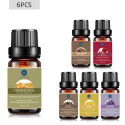 6 Bottles Anti-Aging Blend Essential Oil Set -