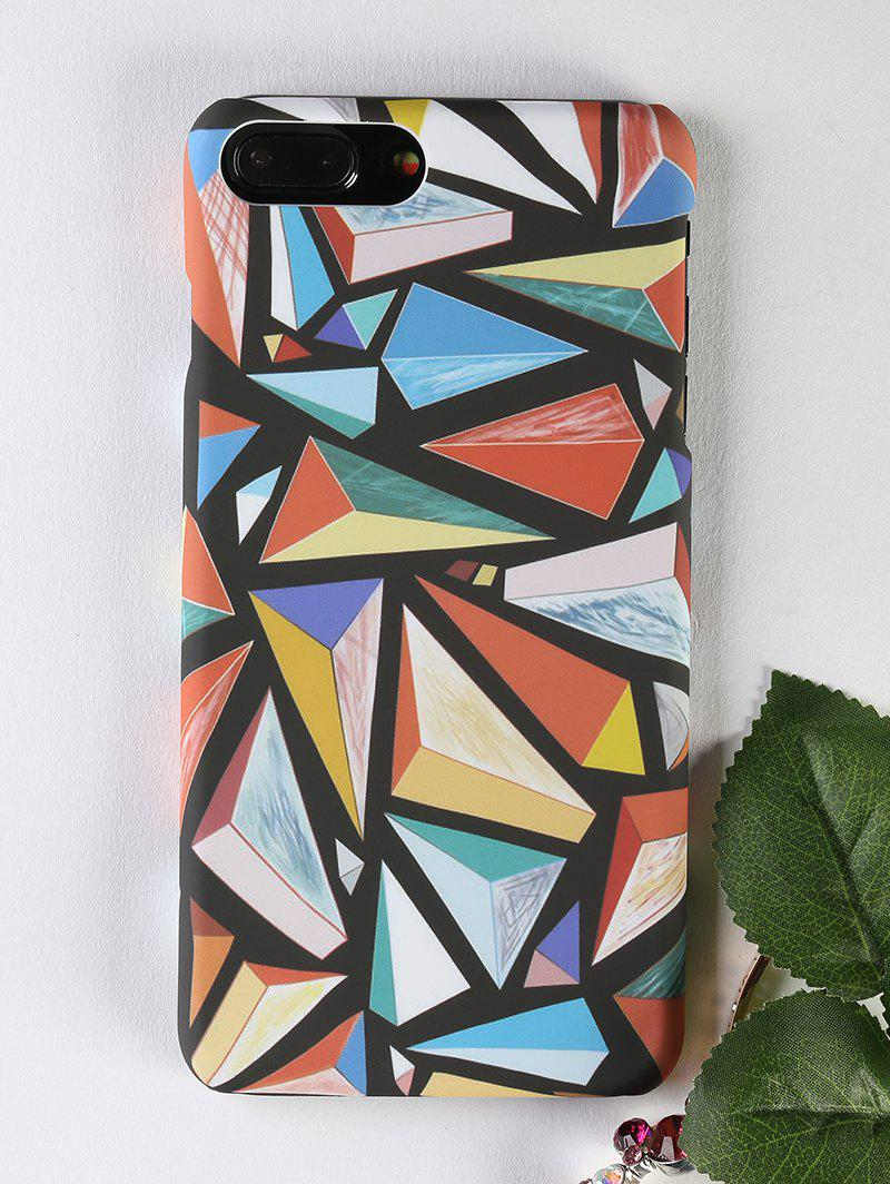 Latest Colorful Geometric Pattern Protective Phone Case For Iphone
