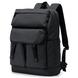 Stitching Buckle Strap Backpack -