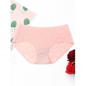 4 Pieces Sheens Seamless Panties - Multicolore TAILLE MOYENNE