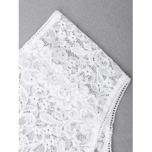 High Waist Lace Sexy Panties -