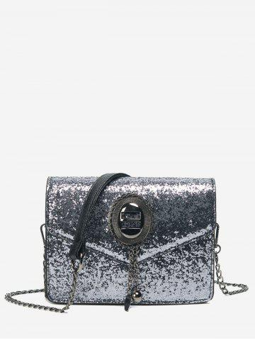 Sac Crossbody Glitter Chain