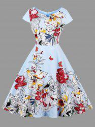 Robe Floral -