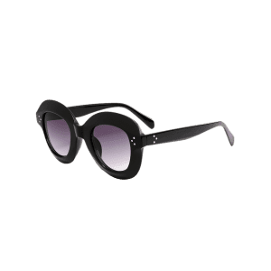 Full Rim Design Oval Sunglasses -