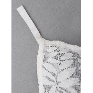 Lace Triangle Bra Set -