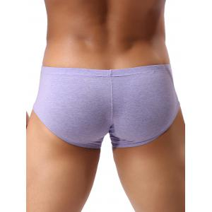 U Contour Pouch Mid Rise Breathable Trunks -