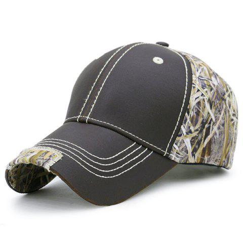 Outfit Outdoor Camo Printed Baseball Cap