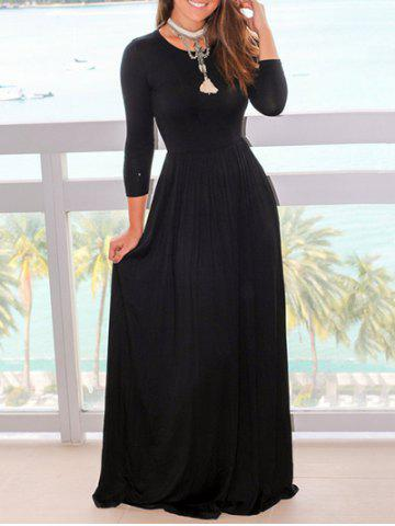 Outfit Floor Length Prom Dress