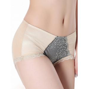 Panties with Lace Trim -