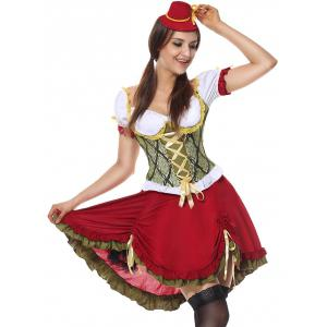 Beer Festival Cosplay Costume -