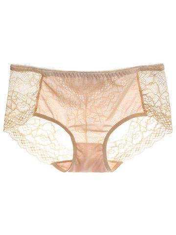 Latest Lace See Through Panties - ONE SIZE COMPLEXION Mobile