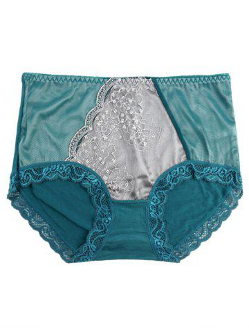 Affordable Panties with Lace Trim