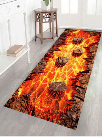 Fancy Waterproof Removable Volcanic Lava Multifunction Wall Floor Painting