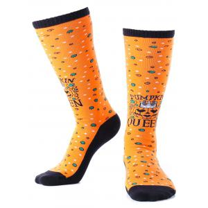 Chaussettes Halloween Pumpkin Queen Tube -