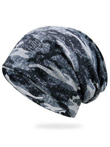 Shops Outdoor Camo Pattern Lightweight Beanie SNOW-LAND CAMOUFLAGE