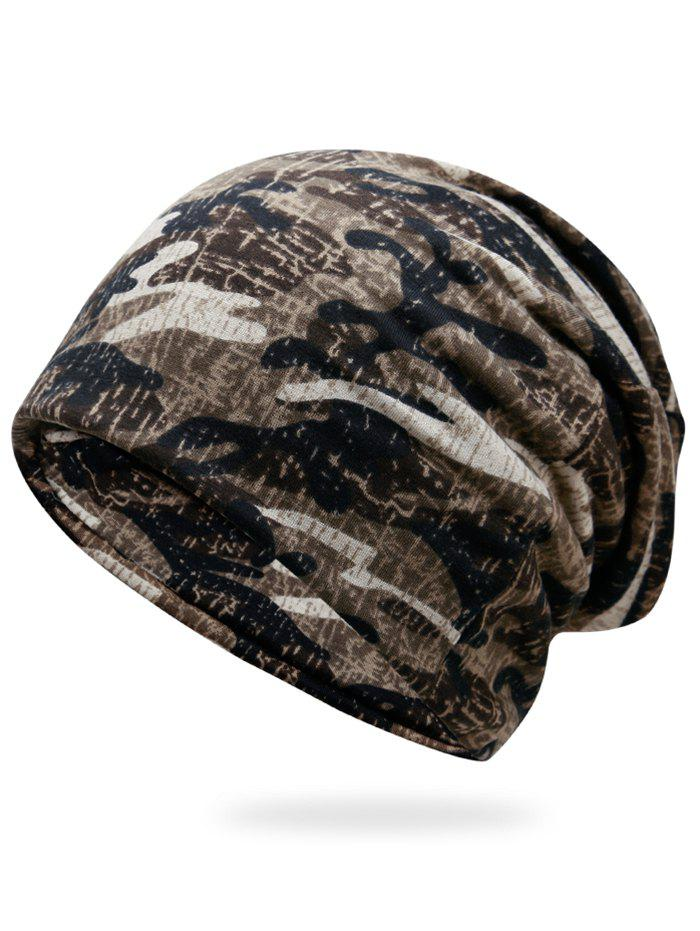 Outdoor Camo Pattern Lightweight BeanieACCESSORIES<br><br>Color: MARPAT DESERT; Hat Type: Skullies Beanie; Group: Adult; Gender: For Men; Style: Fashion; Pattern Type: Camouflage; Material: Polyester; Circumference (CM): 57CM; Weight: 0.1500kg; Package Contents: 1 x Hat;