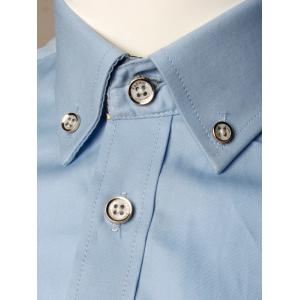 Floral Trim Faux Pocket Button Down Shirt -