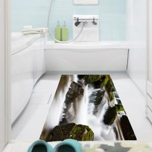Torrent Creek Patterned Multifunction Removable Wall Art Painting -