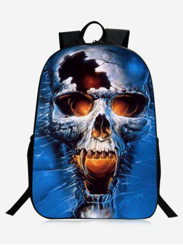 Best Zip Skull Backpack