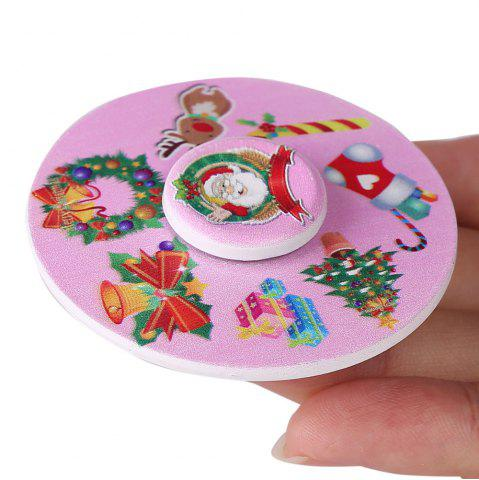 Christmas EDC Toy Round Hand Spinner
