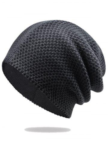 Chic Outdoor Soft Thicken Slouchy Knited Beanie
