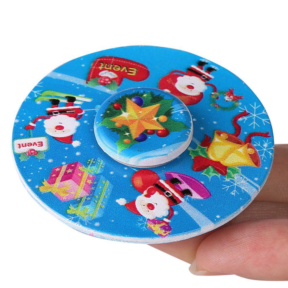 Best Christmas EDC Toy Round Hand Spinner