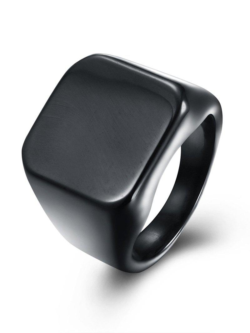Store Geometric Alloy Finger Ring