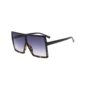 Oversized Square Full Frame Sunglasses -