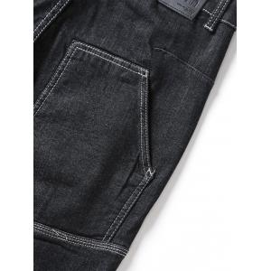 Low Harper Crotch Harem Jeans -