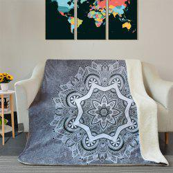 Manchon thermique Mandala Pattern Fleece -