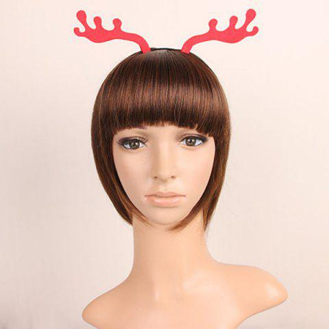 Outfits Christmas Elk Hairband RED